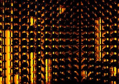 LightTape i vinkælder. SP Skilte