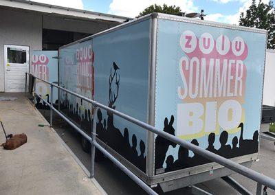 Indpakning af trailer2 fra SP Skilte